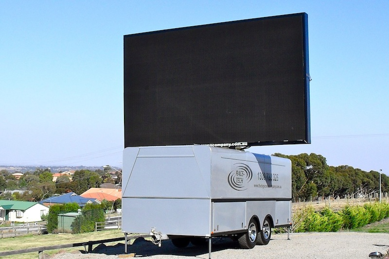 Mobile LED Screen Hire | TheBigScreenCompany